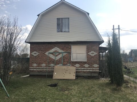 Дача в Серпуховском районе д. Калиновские выселки - Фото 1