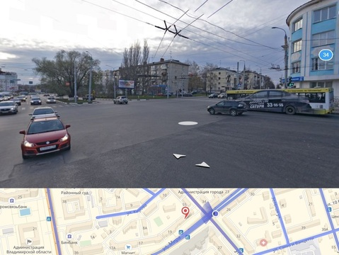 Офисное помещение 140 кв.м. перекрестке Мира и Горького - Фото 4