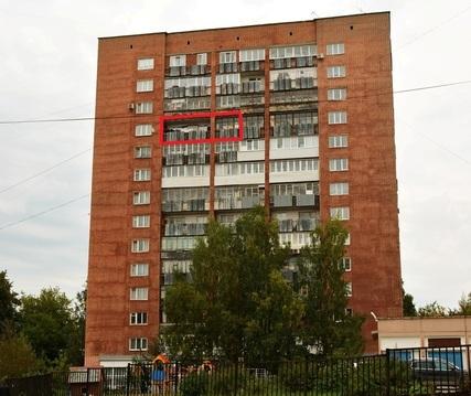 2 комн.квартира с 2-мя лоджиями. ул. Кронштадтская,10 - Фото 1