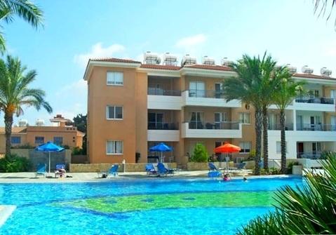 Прекрасный трехкомнатный Апартамент в роскошном комплексе в Пафосе - Фото 5