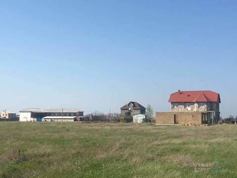 Продается участок ИЖС 8 соток возле моря в п. Николаевка - Фото 1