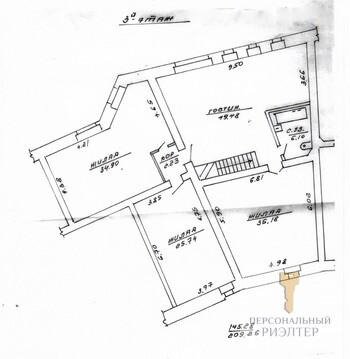 Двухуровневая квартира в Витебске/Историческая часть города/Уникальное - Фото 2