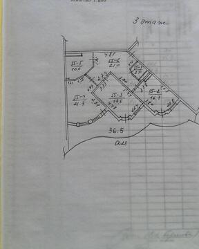 3-к.апартаменты в новом доме в районе Пушкинской аллеил - Фото 2