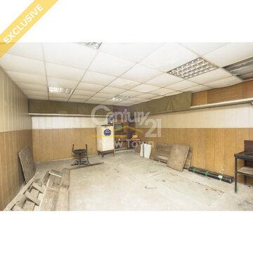 Продам огромный гараж, ул. Знамёнщикова 9а, Продажа гаражей в Хабаровске, ID объекта - 400051819 - Фото 1