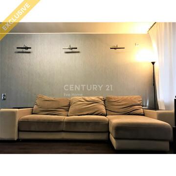 1-комнатная квартира Московская 49 - Фото 1