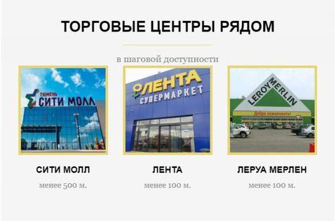 Продажа земельного участка, Тюмень, Ул. Тимофея Чаркова - Фото 1