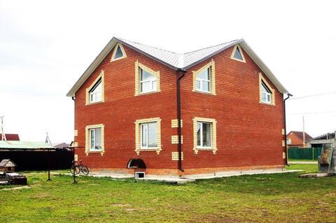 Продам кирпичный дом с подвалом - Фото 1