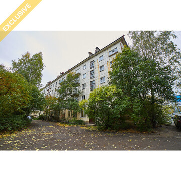 Продажа 2-к квартиры на 4/5 этаже на ул. Красноармейская, д. 18 - Фото 3