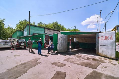 Продажа автосервиса 642 кв.м в Перово - Фото 1