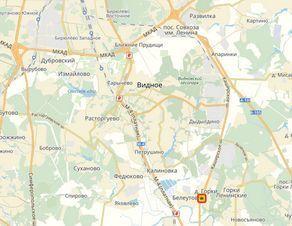 Аренда торгового помещения, Горки, Ленинский район, вл53а - Фото 2