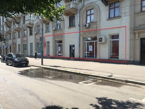Аренда торгового помещения Кутузовский проспект, Аренда торговых помещений в Москве, ID объекта - 800356543 - Фото 1