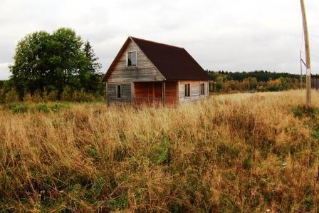 Дом на участке 15 соток рядом с рекой в поселке Рябово - Фото 1