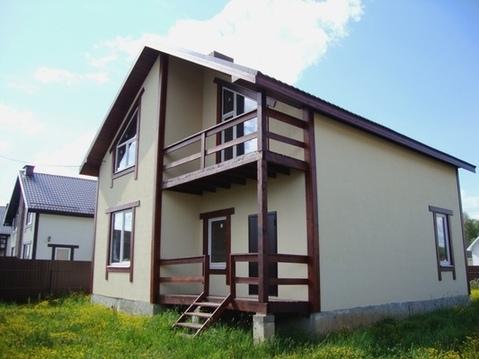 Продаётся новый дом 159 кв.м в пос. Подосинки - 35 км. от МКАД по Д. - Фото 3