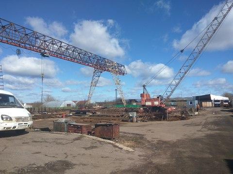 Производственная база 1.5 Га земли, с техникой и арендаторами. - Фото 1