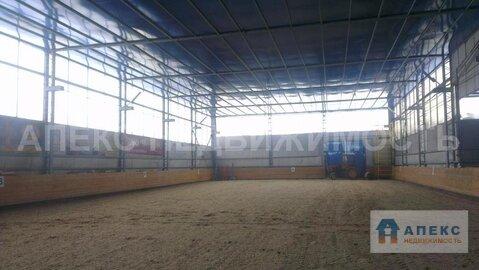 Аренда помещения пл. 1000 м2 под склад, производство, м. Теплый стан . - Фото 3