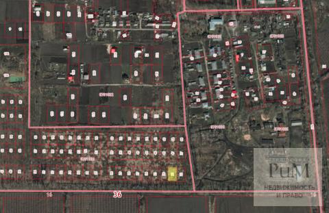 Продам участок в совхозе Новоусманский 1-е отделение