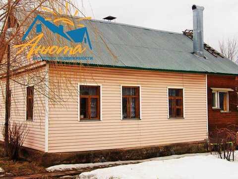 Дом в селе Оболенское Малоярославецкого района. - Фото 1