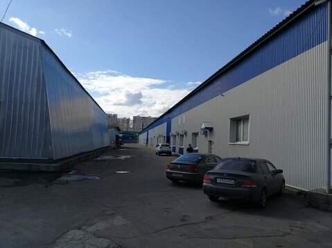 Отапливаемый склад в аренду 2753м, м.Кожуховская - Фото 2