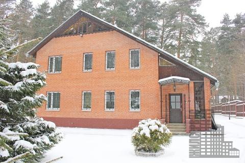 Кирпичный дом в Кратово, участок 41 сотка, 30 км от Москвы - Фото 1