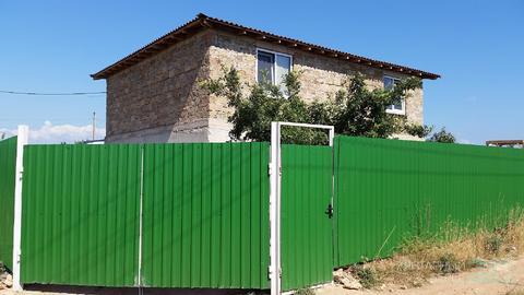 Продается 2-х этажный дом в ст Бриг на Фиоленте - Фото 1