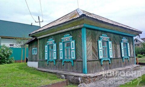 Продажа дома, Новосибирск, м. Речной вокзал, Ул. Мелиоративная - Фото 1