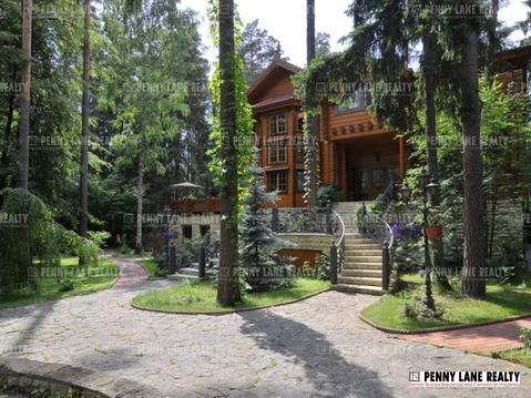 Аренда дома, Николина Гора, Одинцовский район - Фото 3