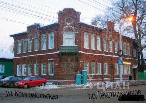 Продажа офиса, Кострома, Костромской район, Текстильщиков пр-кт. - Фото 1
