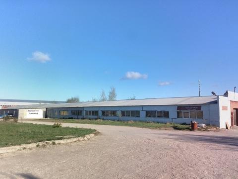 Продажа Производственной Базы 1823 кв.м на Зем.участке 7797 кв.м. - Фото 1