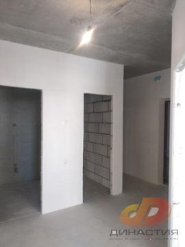 Двухкомнатная квартира, стяжка-штукатурка, Перспективный - Фото 3