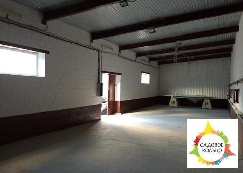 Теплое производственно-складское помещение от 96 м2 до 320 м2 в аренду - Фото 5