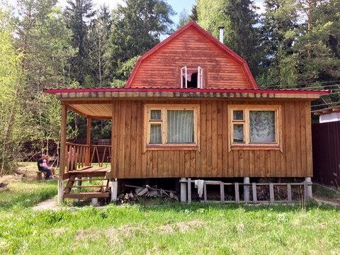 Дом 80 кв.м. в Рузском районе - Фото 2
