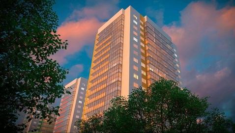ЖК Green City двухкомнатная квартира в 5 мин. езды от центра города - Фото 1