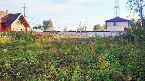 Участок 14 сот. , Ярославское ш, 17 км. от МКАД. - Фото 2