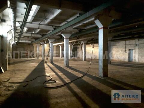Аренда помещения пл. 700 м2 под склад, м. Бульвар Рокоссовского в . - Фото 5