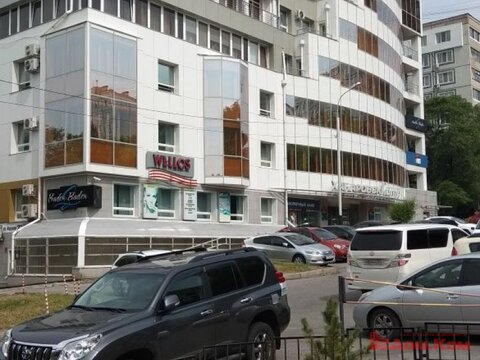 Аренда офиса, Хабаровск, Фрунзе 22 - Фото 1