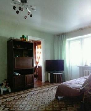 Продам 2-комн. квартиру вторичного фонда в Советском р-не, Купить квартиру в Рязани по недорогой цене, ID объекта - 319573205 - Фото 1