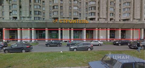 Аренда торгового помещения, м. Приморская, Новосмоленская наб. - Фото 1