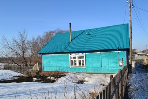 Продаю дом по ул. Солнечная, 3 в г. Новоалтайске - Фото 2