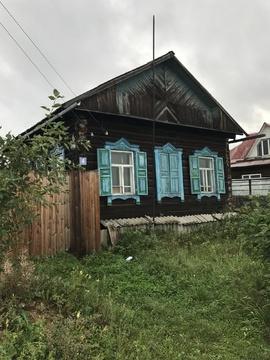 Продаю дом в д. Олха 48 кв.м. - Фото 1