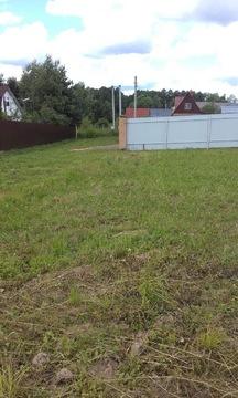 Продается земельный участок, д.Троица - Фото 1