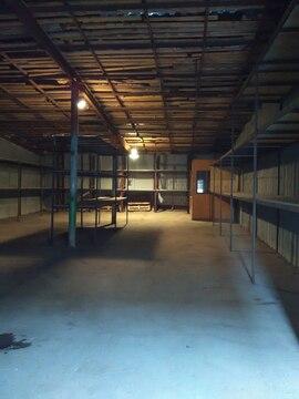 Аренда склада 180 м2 в Раменском - Фото 1
