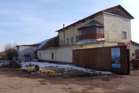 Действующий офисно-складской комплекс в Твери - Фото 1