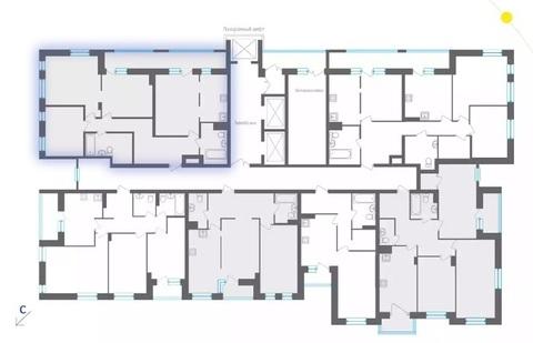 """Достойное жилье- для успешных людей! ЖК""""Новый центр"""" - Фото 3"""