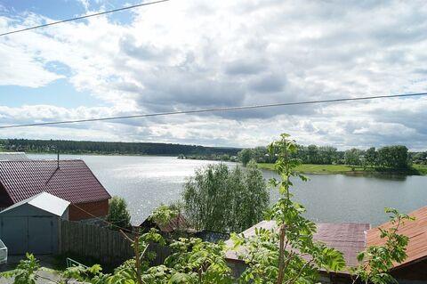 Благоустроенный коттедж 150 кв.м с видом на пруд, земля 14 сот. - Фото 4