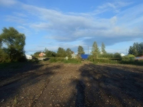 Судогодский р-он, Байгуши д, земля на продажу - Фото 2