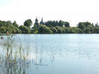 Продается участок 32 сотки на первой линии озера Большое Покровское. - Фото 3