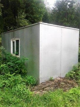Дача 15 кв. м. в сосновом лесу рядом с г. Балабаново - Фото 1