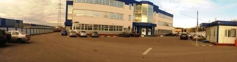 Продажа офисно-складского комплекса 8370 м2 в Балашихе - Фото 1
