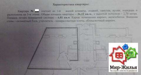 Продажа квартиры, Краснослободск, Среднеахтубинский район, ЖК . - Фото 2