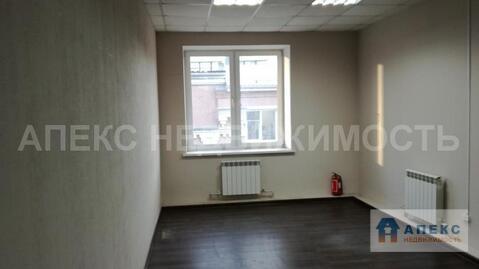 Аренда офиса 136 м2 м. Бауманская в бизнес-центре класса В в Басманный - Фото 1